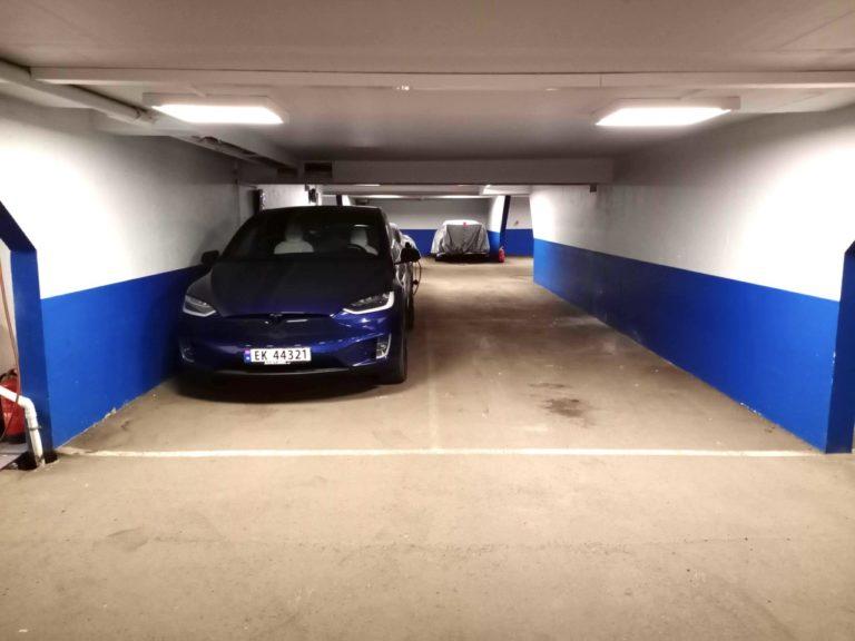 parkering i Oslo