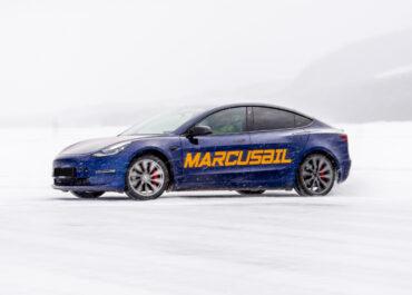 Hva er riktig dekktrykk for din Tesla?